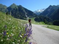 Salendo in val di Campo - magnifici colori e paesaggi