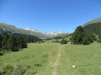 Sentiero Natura del Lucomagno prima dell'Alpe Pertusio