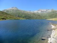 Passo del Lucomagno, Lago di Santa Maria