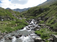 Vallone di Grauson - torrente