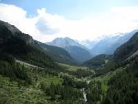 Parte finale del vallone di Grauson