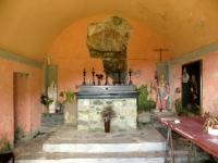 Interno della Chiesa di San Jorio
