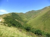 Panorama sulla Valle di San Jorio