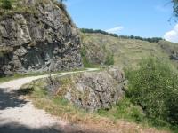 Sterrato in direzione del Monte Morissolo da Piancavallo