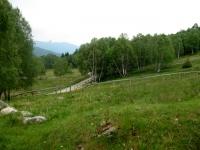 Gola di Lago - strada per Stinchè