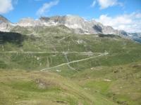 Strada del Passo della Novena e vette della Val Bedretto