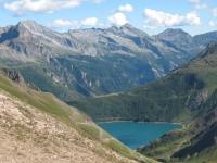 Lago di Morasco, scorcio