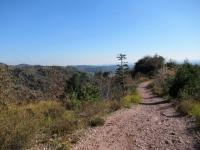 Sulle Rive Rosse - Lungo l'M44 verso Cima Rubattini
