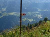 Discesa dalla Val Canaria - particolare