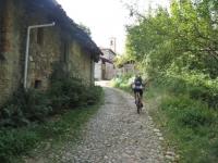 Attraversamento borgo locale