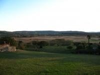 Paesaggio agricolo nei pressi di Piverone