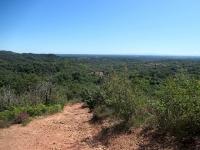 Bel panorama dal Dosso di San Bernardo