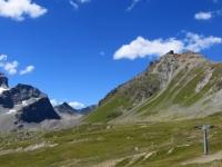 Munt da San Murezzan - panorama sul Piz Nair (3.056)