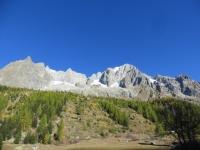 Val Ferret - massiccio del Monte Bianco