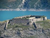 Tour delle fortificazioni del Moncenisio