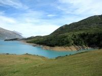 In direzione del Colle del Moncenisio - Panorama