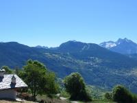Il Colle del Joux percorrendo la Strada della collina di Châtillon