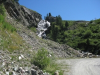 Vallone dell'Urtier, altra cascata