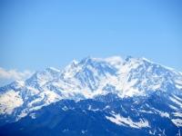 Monte Rosa visto dalla Colma di Craveggia