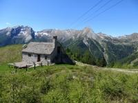 Alpe Colma di Dentro, panorama
