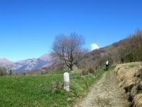 Salendo al Monte Crocione