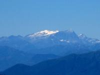 Le Alpi dalla vetta del San Primo - Breithorn e Monte Leone