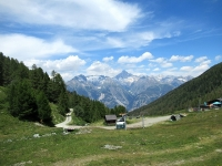 Unners Sänntum - Privilegiata vista sul Bietschhorn (3.934)