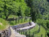Val Onsernone, la Via delle Vose