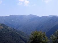 Val Veddasca - Sulla destra il Monte Lema