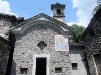 Il borgo di Piero - Caratteristica chiesetta