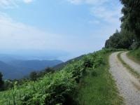 Sterrato per Monterecchio-Cangili