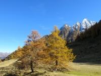 In direzione dell'Alpe Stabiello Grande - panorama