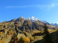 L'Alpe Cristallina ai piedi del Madone e del Pizzo Sella