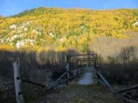Attraversamento del Ticino dopo Ossasco