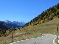 Vecchia strada del Novena - tra Bedretto e Ronco