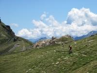 Valle di St. Barthélemy, giro del Monte Morion