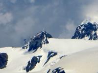 Il Piccolo Cervino (3.883) visto dalla Cima del Monte Morion